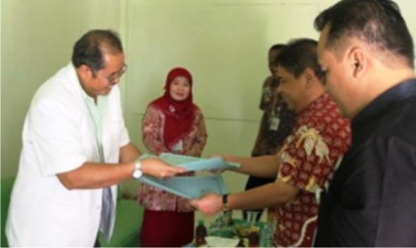 RSI Arafah Digandeng Jasa Raharja Tangani Korban Kecelakaan