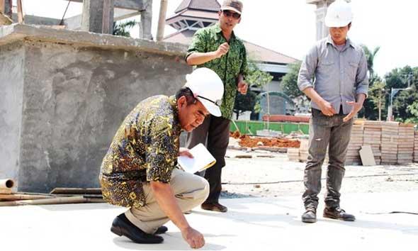 Alun-alun Rembang Diklaim Ramah Tuna Netra