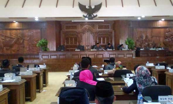 Politisi Golkar Pimpin Badan Kehormatan DPRD Rembang