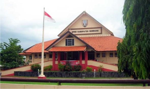 Ditinggal Bimtek, DPRD Rembang Lengang