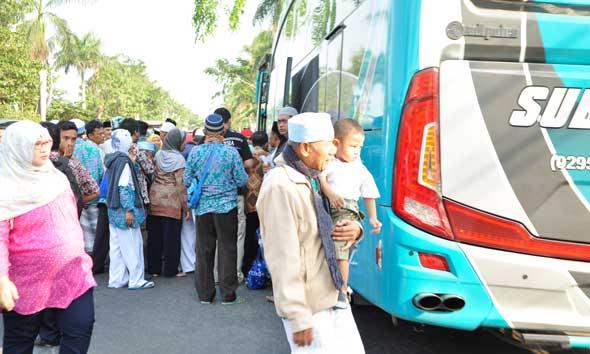 Sadam Wafat di Mekkah Jelang Kepulangan Haji Rembang