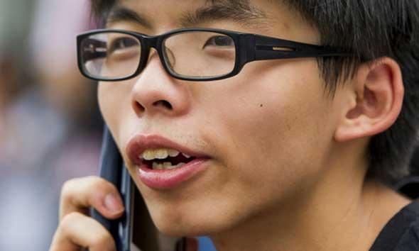 Joshua Wong, Aktivis Remaja yang Ditakuti Cina
