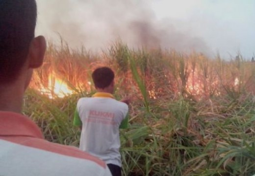 Sudah Enam Kasus Kebakaran di Rembang Selama Oktober