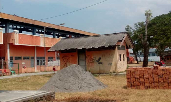 KONI Rembang Segera Ground Breaking Gedung Baru