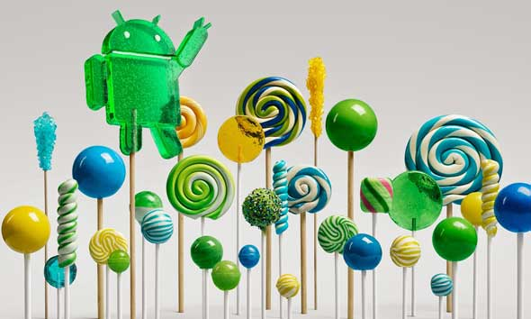 Inilah Keistimewaan Android Lollipop
