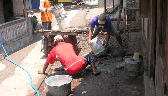 Penyerapan Dana Desa di Rembang Tidak Penuh 100 Persen