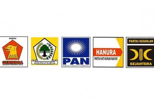 Lima Partai Bentuk Poros Tengah untuk Pilkada Rembang