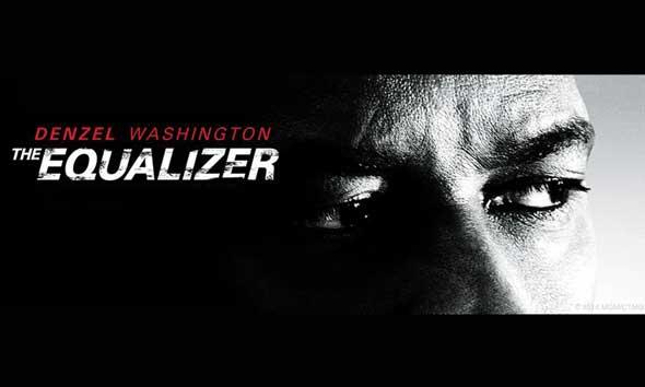 Poster film The Equalizer yang dibintangi Danzel Washington. (Foto:Danzel Washington)