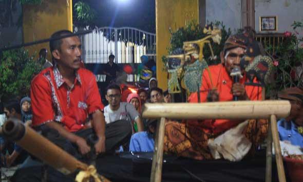 Wayang Bengkong, Kesenian Asli Lasem yang Terpinggirkan