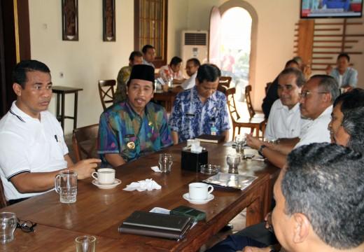 Mampir Rembang, Menteri Pertanian Bicara Empat Hal Ini