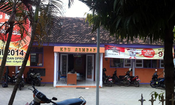 KPU Rembang Khawatir Kedodoran Pilkada Maju September