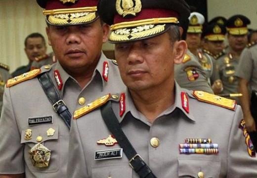 Cek Kesiapan Pengamanan Pilkada, Kapolda Kunjungi Rembang