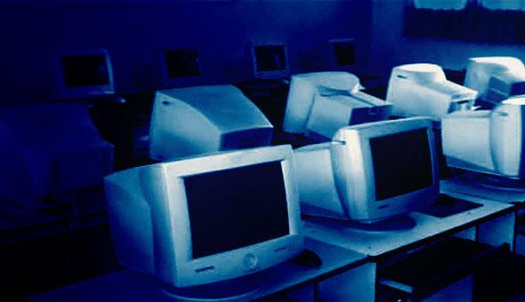 Mayoritas Perangkat Komputer Perpustakaan Digital di Perpusda Rusak