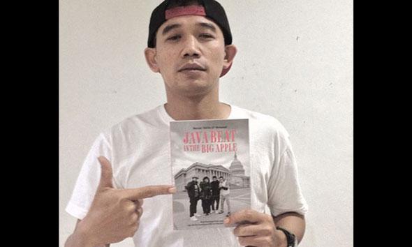 Kill the DJ Terbitkan Buku Kisah Tur Jogja Hip Hop Foundation di Amerika Serikat