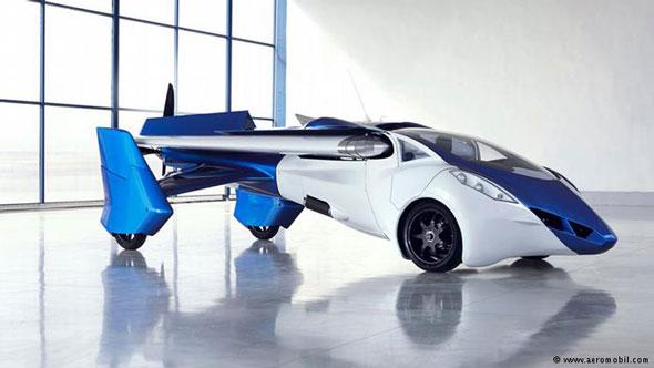 Mobil Ini Bisa Terbang
