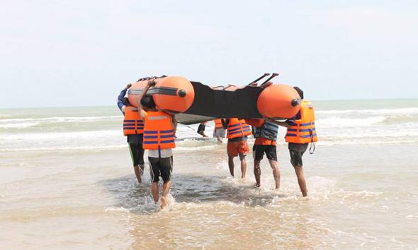10 Penyelam Disiapkan Antisipasi Bencana di Penghujan Rembang