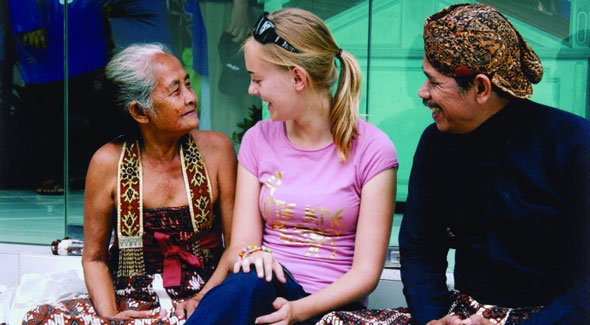 Indonesia Negara Paling Ramah Ketujuh di Dunia