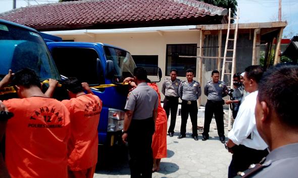 "Dugaan Keterlibatan Operator Pelabuhan dan ""Backing"" Oknum Polisi Didalami"
