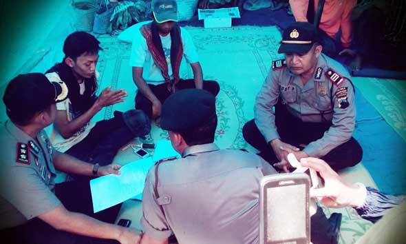 Dilaporkan ke Polda Jateng, Ini Jawaban Kapolres Rembang