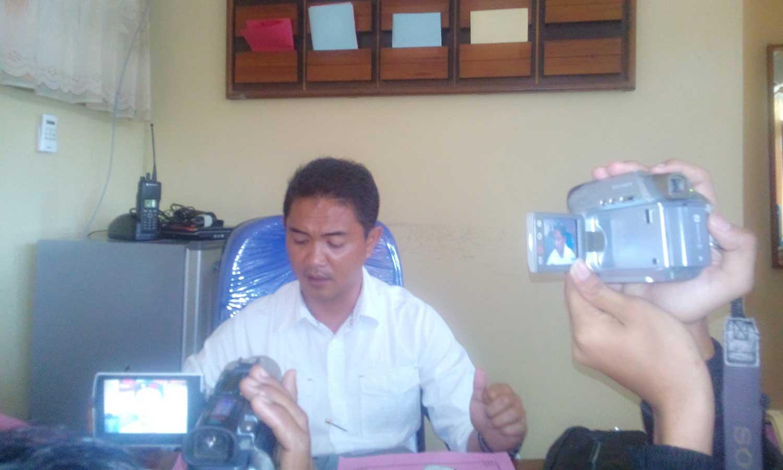 Kasatreskrim Polres Rembang Iptu Eko Adi Pramono. (Foto: Pujianto)