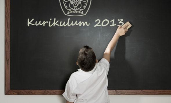 Sekolah di Rembang Sambut Gembira Penghentian Kurikulum 2013