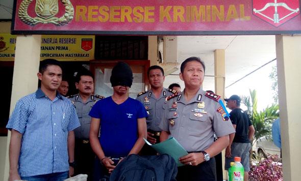 Polisi Bekuk Pembunuh Hajah Rukmini