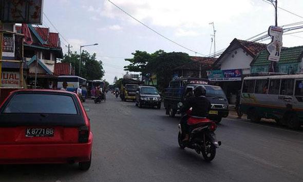 Tempat Relokasi Pedagang Pasar Sarang Mulai Dipetakan
