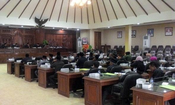 DPRD Rembang Mulai Bahas Raperda tentang Desa
