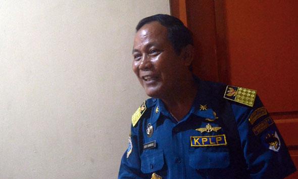 Kepala UPP Tanjung Bonang Dody Sambodo. (Foto:Pujianto)