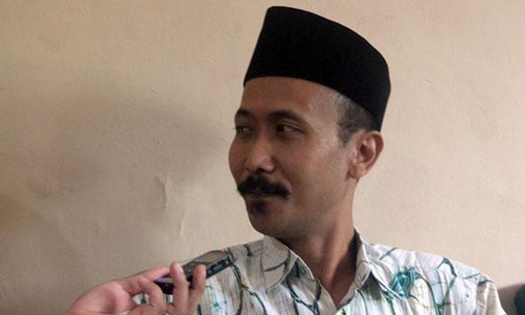 Ketua Komisi A DPRD Rembang Ilyas. (Foto: Pujianto)