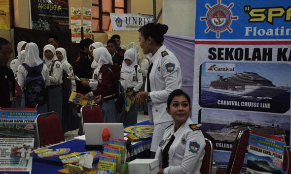 47 Perguruan Tinggi Swasta Pamer Keunggulan di Rembang