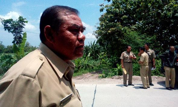 Pemkab Rembang Kesulitan Bangun Cekdam PPST