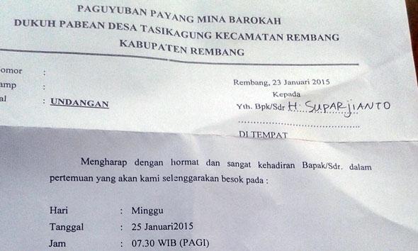 3000 Nelayan Rembang akan Turun Jalan Protes Larangan Cantrang