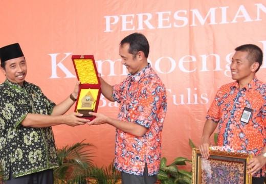 Rembang Luncurkan Babagan Kampung Batik Lasem