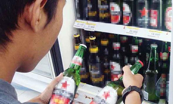 Bupati Diminta Terbitkan Edaran Larangan Penjualan Minuman Beralkohol