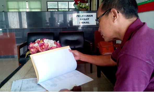 Samsat Rembang Blokir Puluhan STNK, Gara-gara Begal