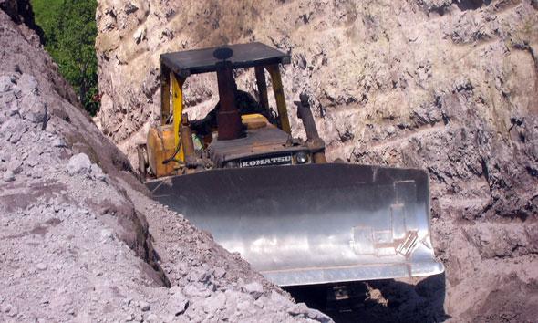 Proyek Mandek Belum Pengaruhi Pendapatan Pajak Mineral