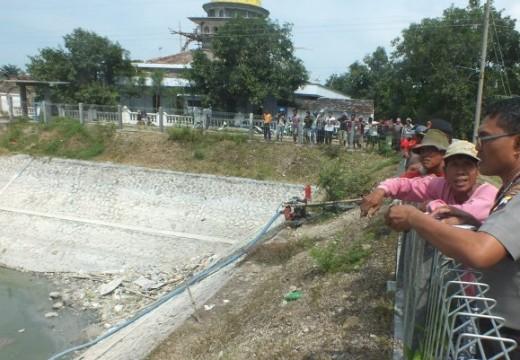 Bocah SD Tewas Tenggelam Saat Mencari Ikan