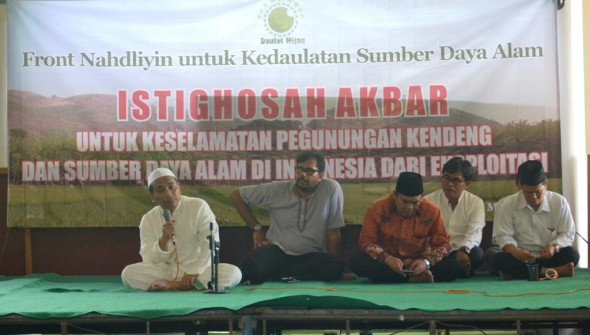 Pulau Jawa Disebut Hadapi Ancaman Krisis Air