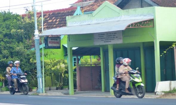 DPRD Coret Rp500 Juta untuk Apotek Daerah