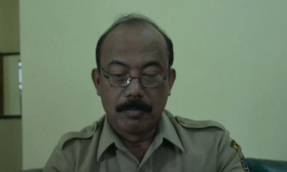 Daenuri, Kepala Dinas Kependudukan dan Catatan Sipil Kabupaten Rembang. (Foto: mataairradio.com)