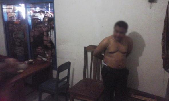 Kejar-kejaran Dengan Polisi, Penjambret Kalung Dibekuk