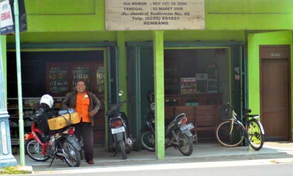 Dewan Pengawas Cari Tombokan, Apotek Daerah Aktif
