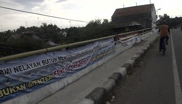 Nelayan Cantrang Rembang Masih Melawan Menteri Susi