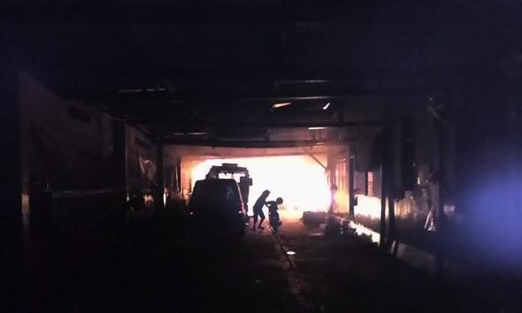Pemilik Bengkel Sebut Kerugian Kebakaran Rp2 Miliar