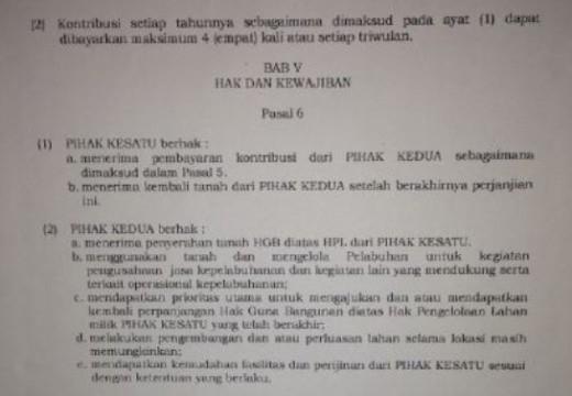 Pansus Korek Izin Reklamasi Lahan 25 Hektare