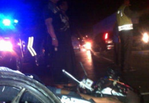 Dua Tewas Kecelakaan Karena Belum Perigel Pakai Motor
