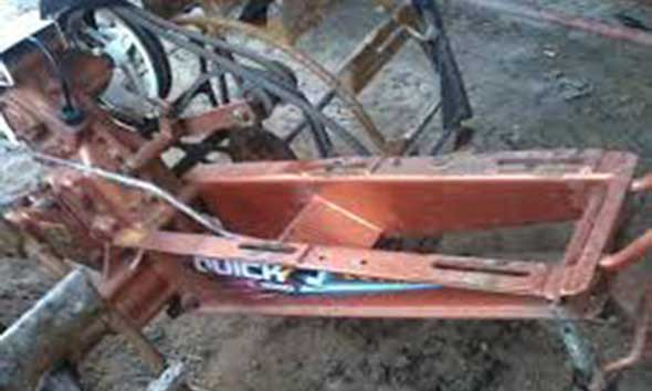 Pencurian Mesin Traktor Marak di Sumber dan Bulu