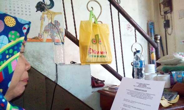 Pedagang di Rembang Antisipasi Peredaran Beras Plastik