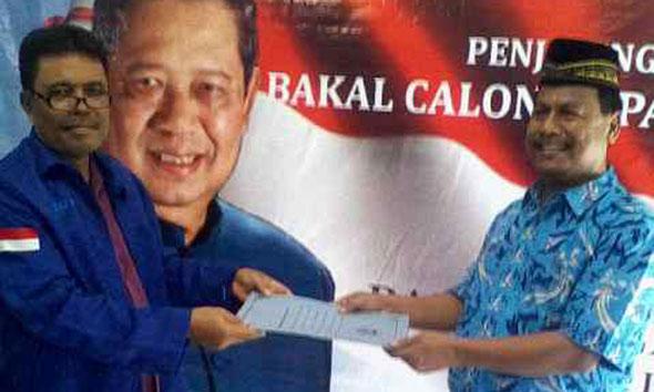 Resmi Calonkan Harno, Demokrat Bidik Koalisi PKB